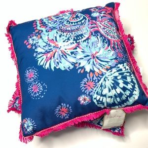 Lilly Pulitzer Throw Pillow Set of 2